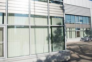 Фасад (вид снаружи)